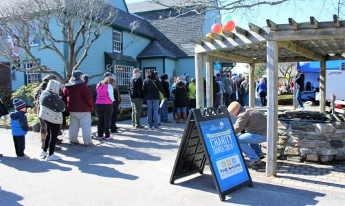 Chowder Cook Off at Olde Mistick Village