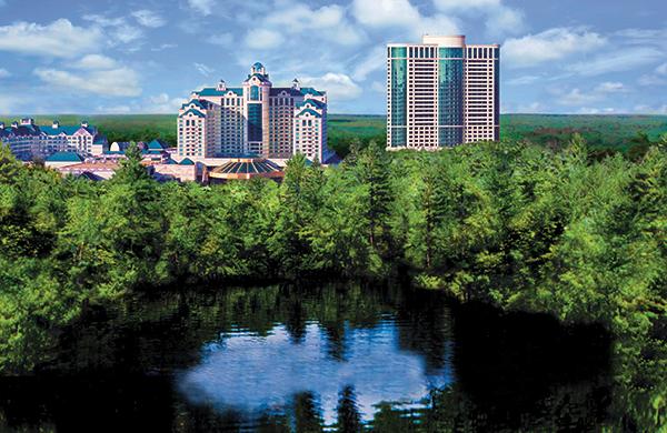 Foxwoods Casino Near Mystic