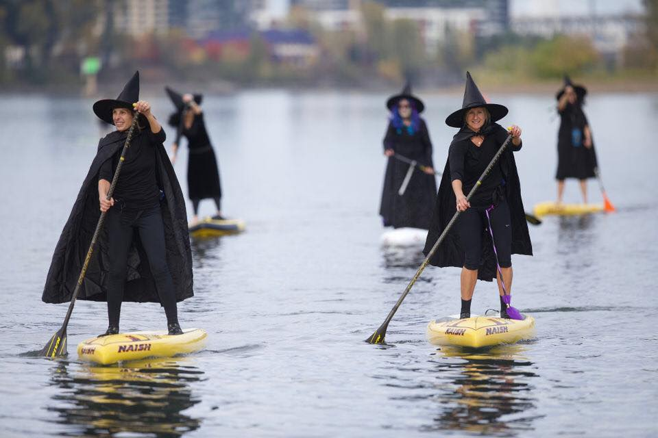 witch paddle