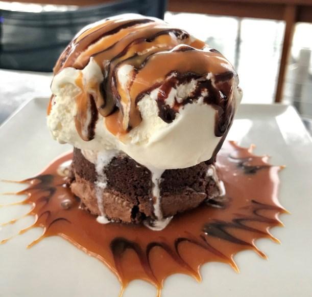 Red 36 Chocolate Lava Cake