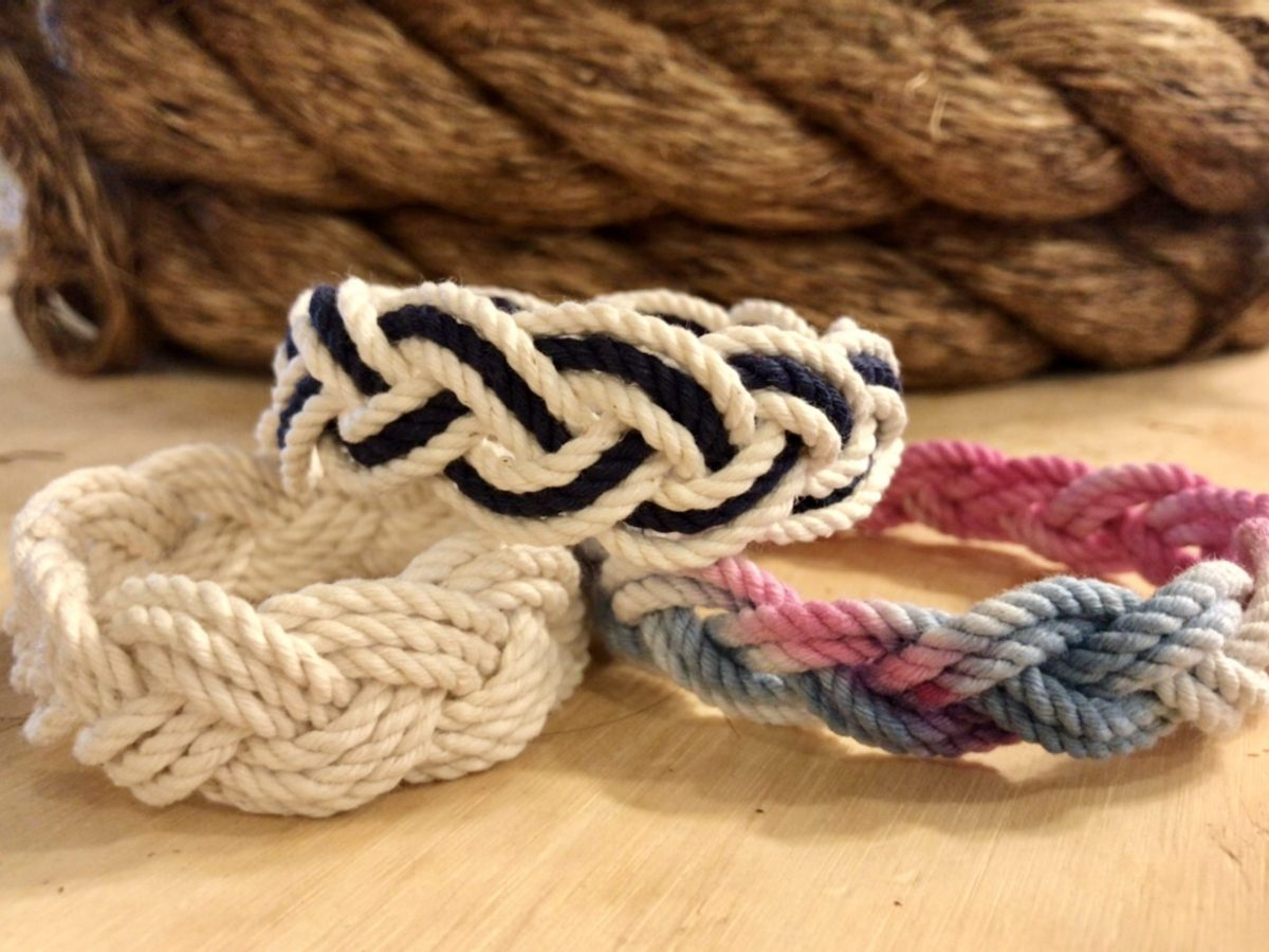 Mystic Knotwork sailor bracelets