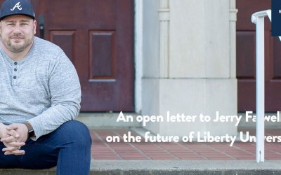 An open letter to Jerry Falwell on the future of Liberty University
