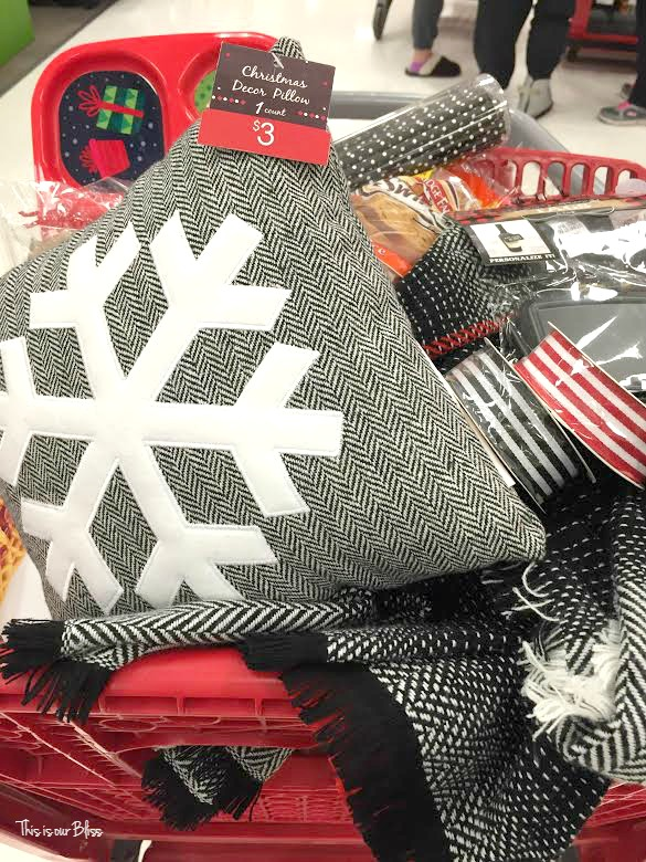 holiday decor target dollar spot - holiday gear target one spot - This is our Bliss