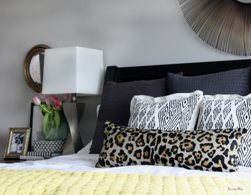 new year new room master bedroom refresh challenge - this is our Bliss