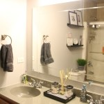 Simple Bathroom Vanity Light Fixture Update This Is Our Bliss