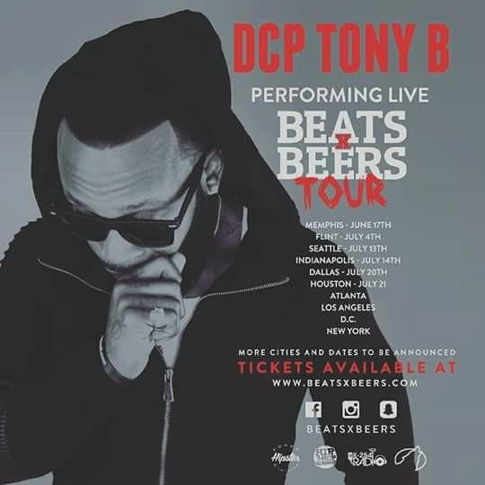 Dcp Tony B