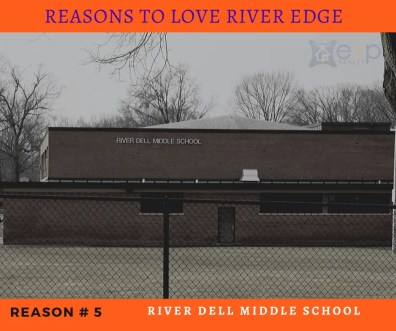 Reasons to Love River Edge - River Dell Middle School