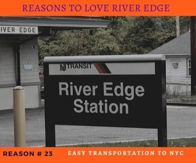 Reasons to Love River Edge - NYC Access