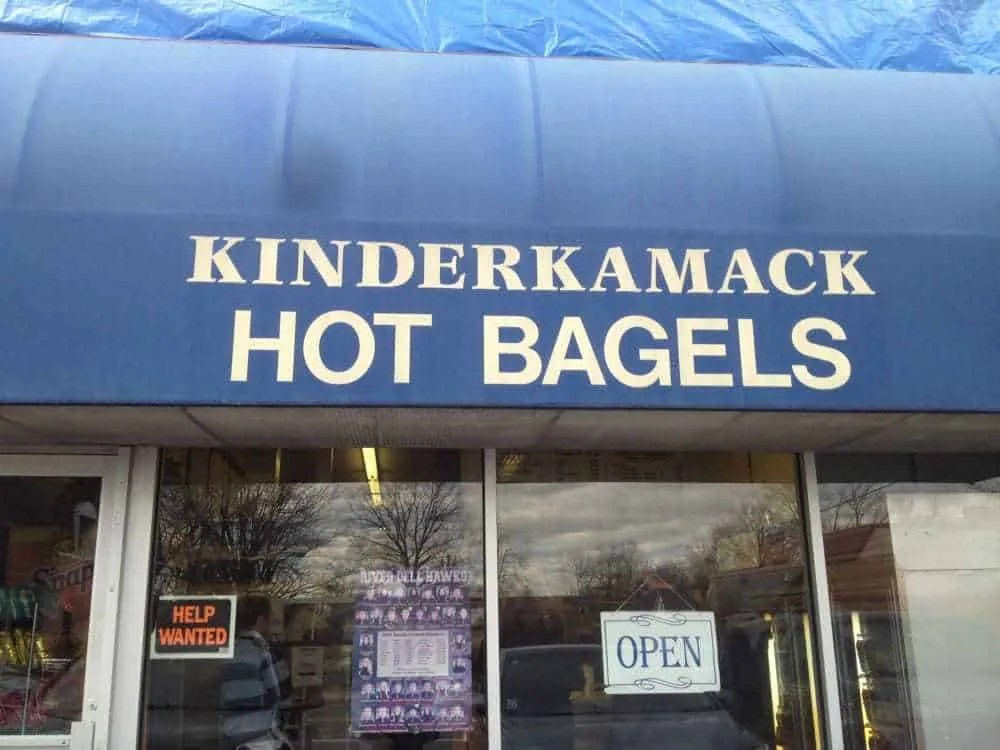 Kinderkamack Hot Bagels | thisisriveredge.com