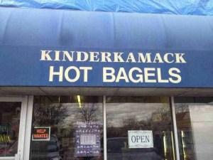Kinderkamack Hot Bagels | thisisriveredge.com