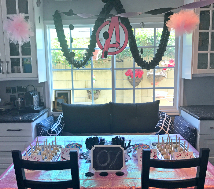 It\u0027s Finally Here An Awesome Avengers Party for Girls