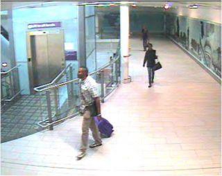 Osawaru travelling through Heathrow