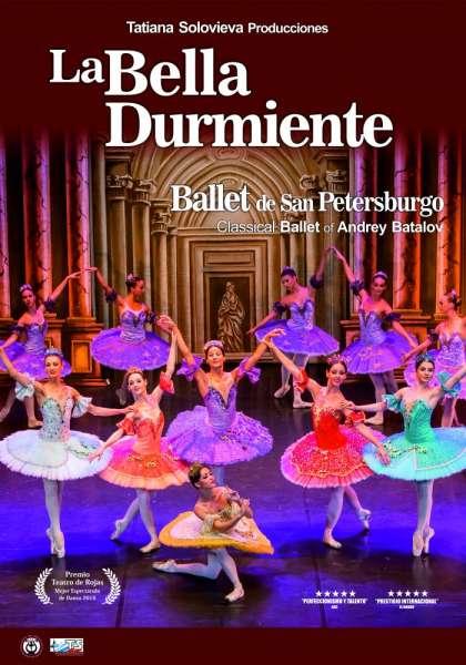 St Peterburgh Ballet in Torrevieja in August
