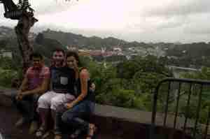 raices de kandy view point con Chami