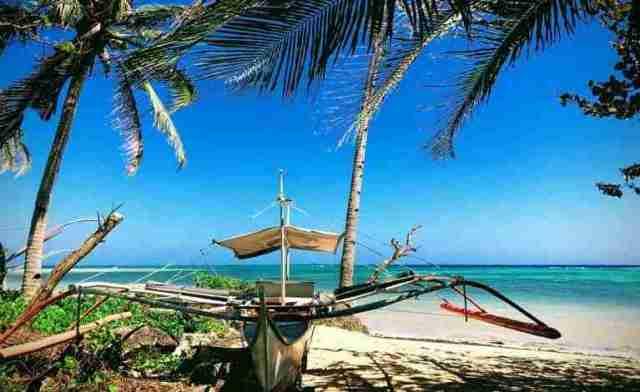 Marcilla Beach, Coron