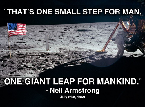 Dinner with Neil Armstrong This is True