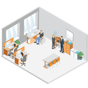isud infographic - Furnishings and Equipment