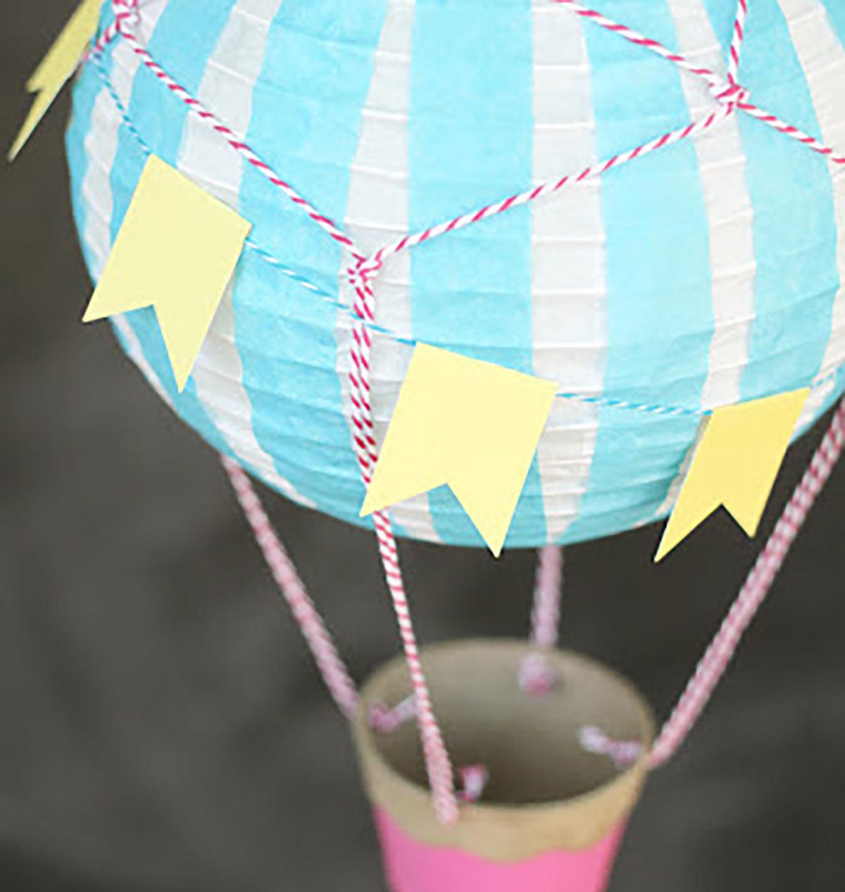 Φτιάξτε αερόστατο μαζί με τα παιδιά σας! -Thisisus.gr
