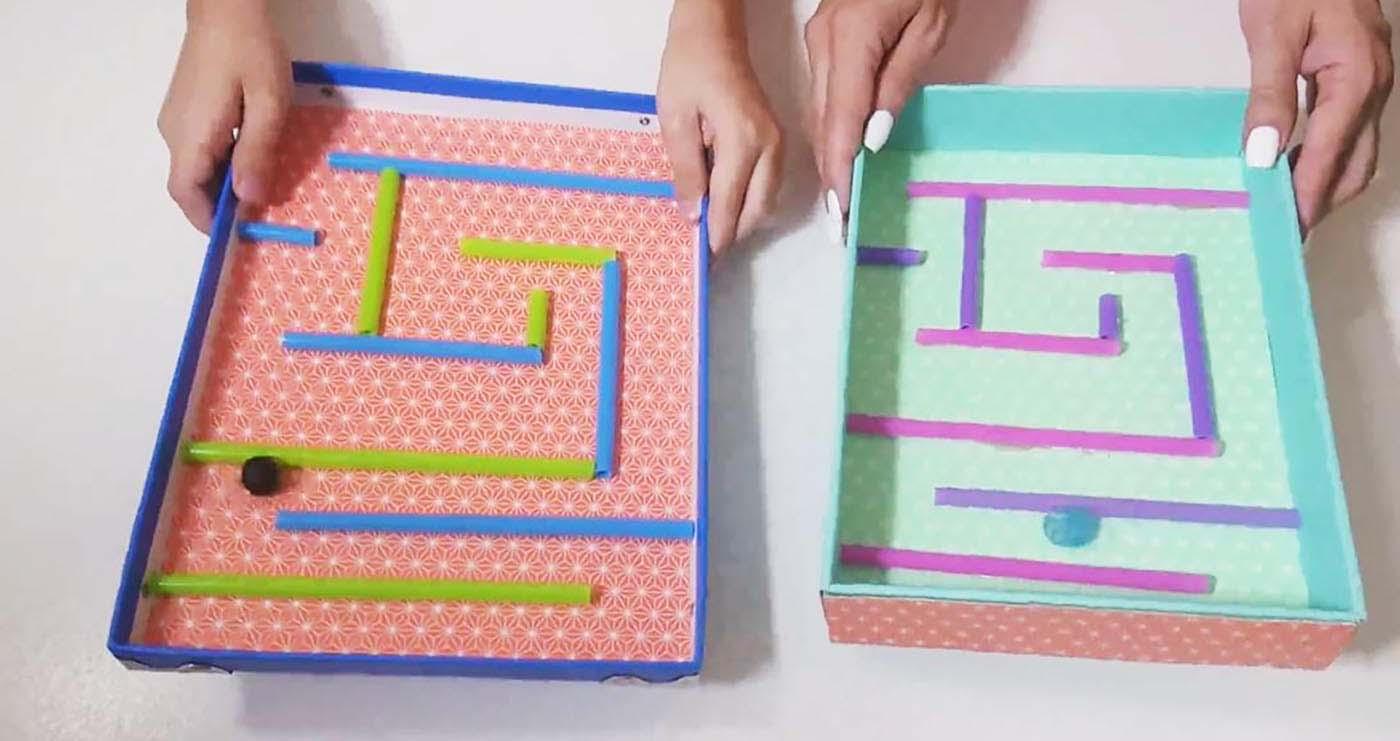 Φτιάξτε ένα λαβύρινθο και μάθετε τα πολλαπλά οφέλη του για τα παιδιά! –Thisisus.gr