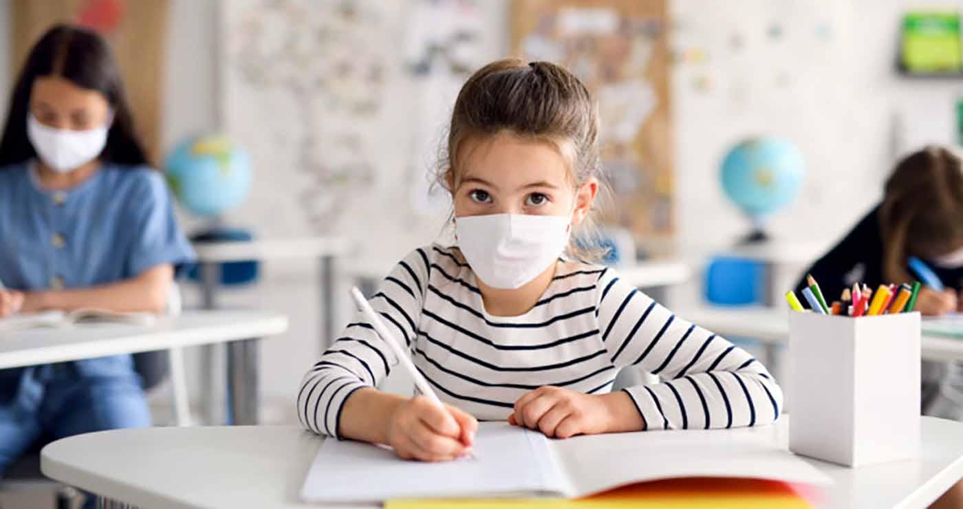 Οδηγίες της παιδιατρικής εταιρείας για τη μάσκα – Thisisus.gr