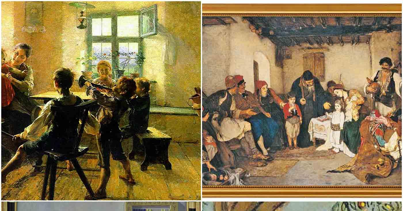 Εθνική Πινακοθήκη – Μουσείο Αλεξάνδρου Σούτσου σχολιασμός Έργων Τέχνης –Thisisus.gr