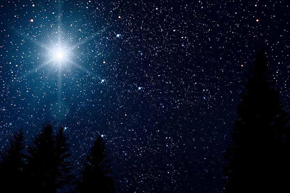 """Το """"Αστέρι της Βηθλεέμ"""" θα εμφανιστεί απόψε -Thisisus.gr"""