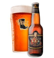 Wellington Brewery is named for the Iron Duke.