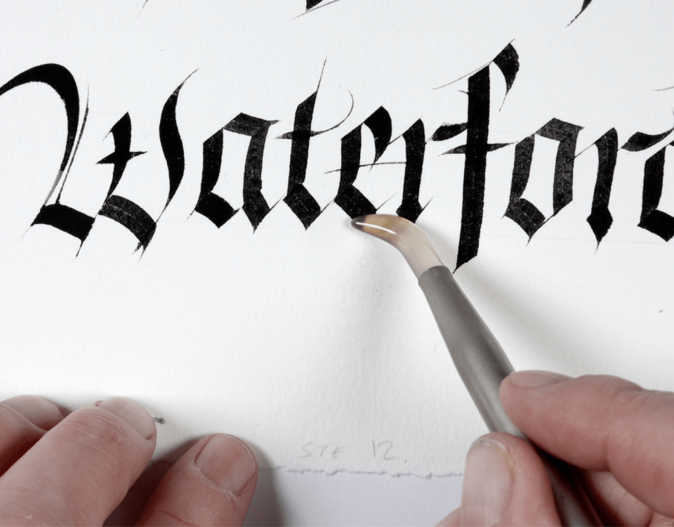 Great Calligraphy Festival Celebrating the Art of Writing in Waterford