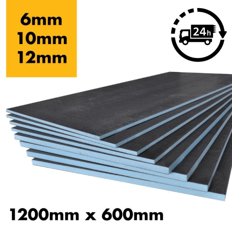 tile backer board 6mm 10mm 12mm floor or wall hard tile backer insulation cement board 1200mm x 600mm