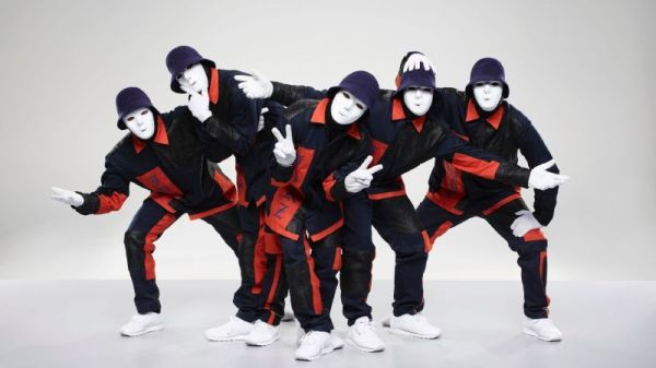 Meet the Jabbawockeez from NBC's 'World of Dance'