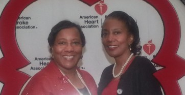 "Tarrant County American Heart Association ""Go Red"" luncheon"