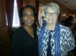 President of Trinity River Campus of Tarrant County College--Dr. Tahita Fulkerson