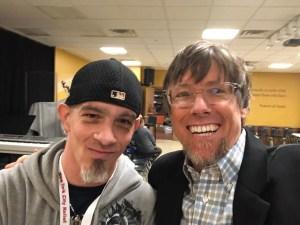 Neal and Juan