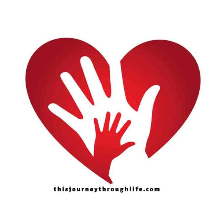 What happens when you find out you have a heart defect? Can it be discovered as an adult? Can adults be treated? Learn more about congenital heart defects and find links to resources here.  heart with adult and child's hands