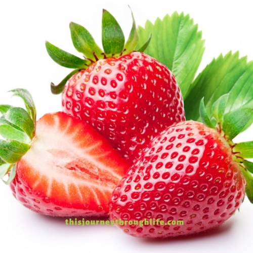 strawberries - TJTL - weight loss and increased energy information