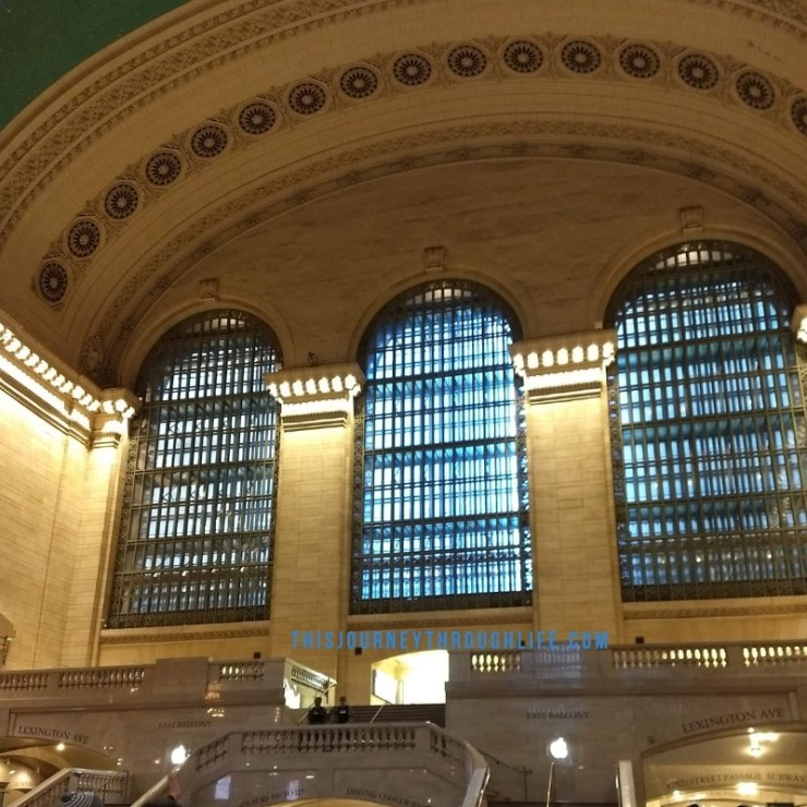 This Journey Through Life - NYC subway, Grand Central Station