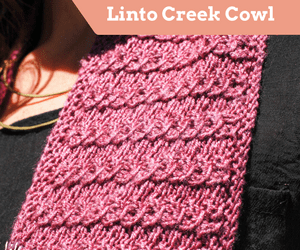 Linto Creek sidebar ad