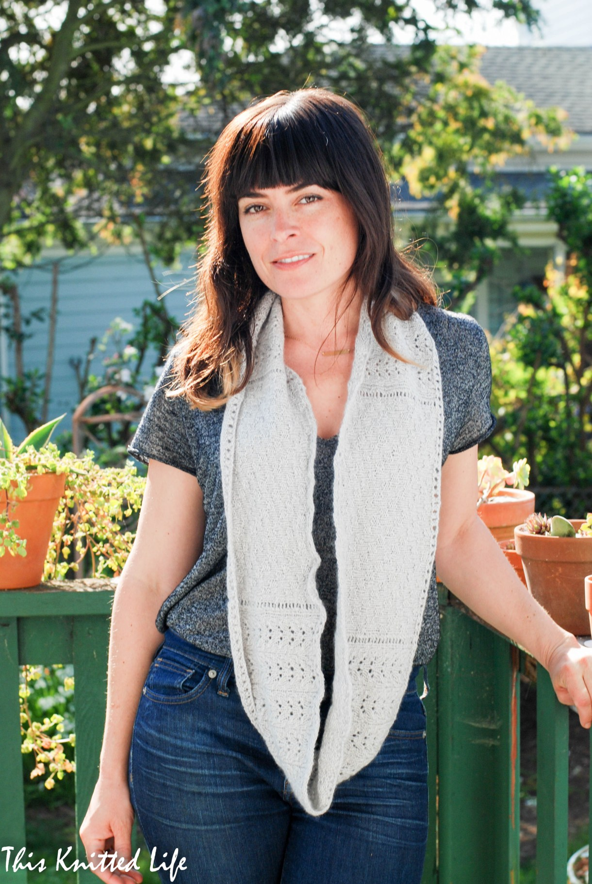 Metamorphosis Cowl by Andrea @ This Knitted Life