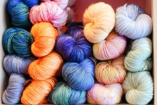 Stream Sock Yarn
