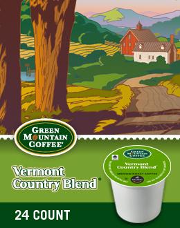 VermontCountryBlendKcupcoffee