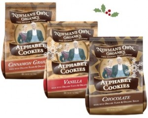 NOO Alphabet Cookies