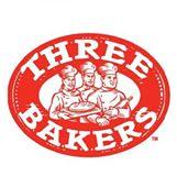 Three Bakers logo