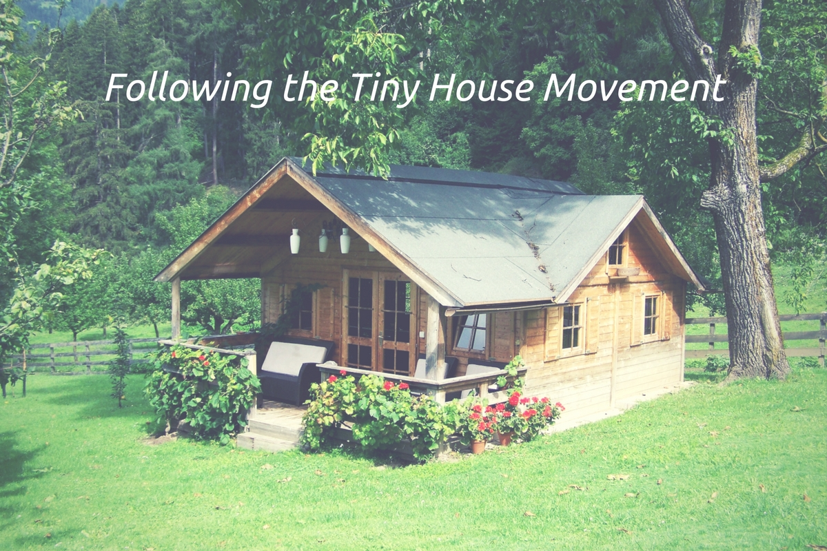 following the tiny house movement