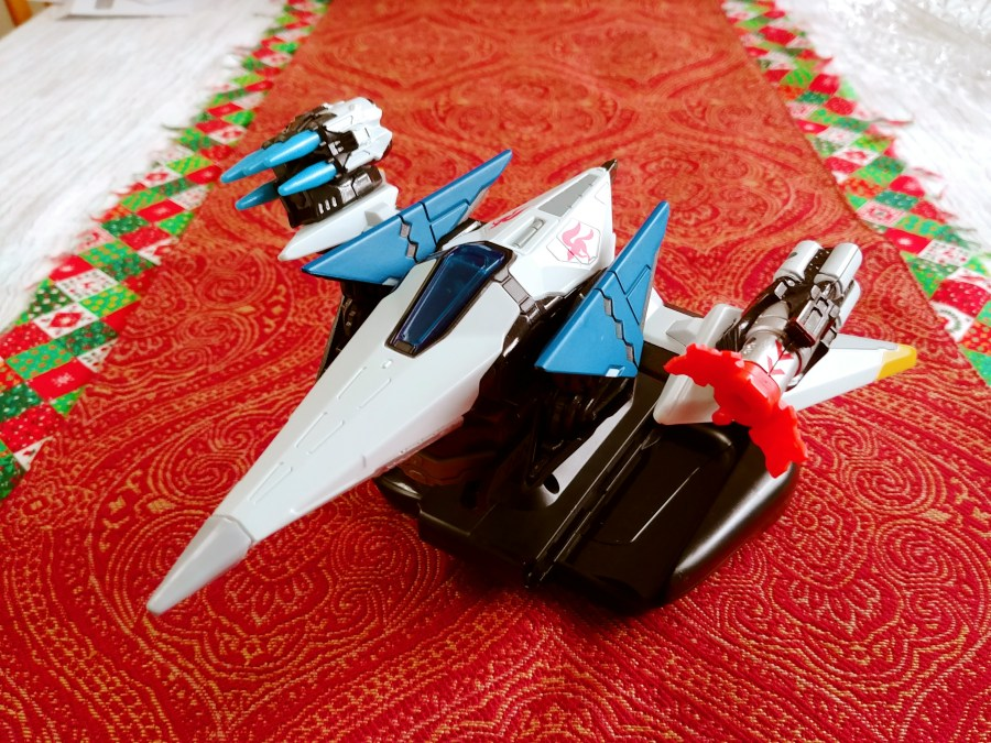Arwing featuring ice cannon and fire blaster
