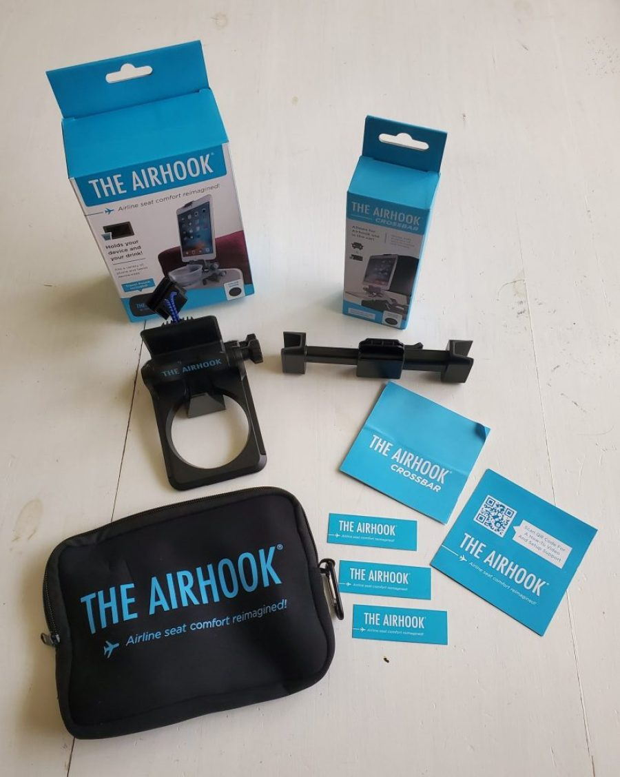 Airhook and accessories.