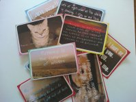 Pocket Mantra Cards