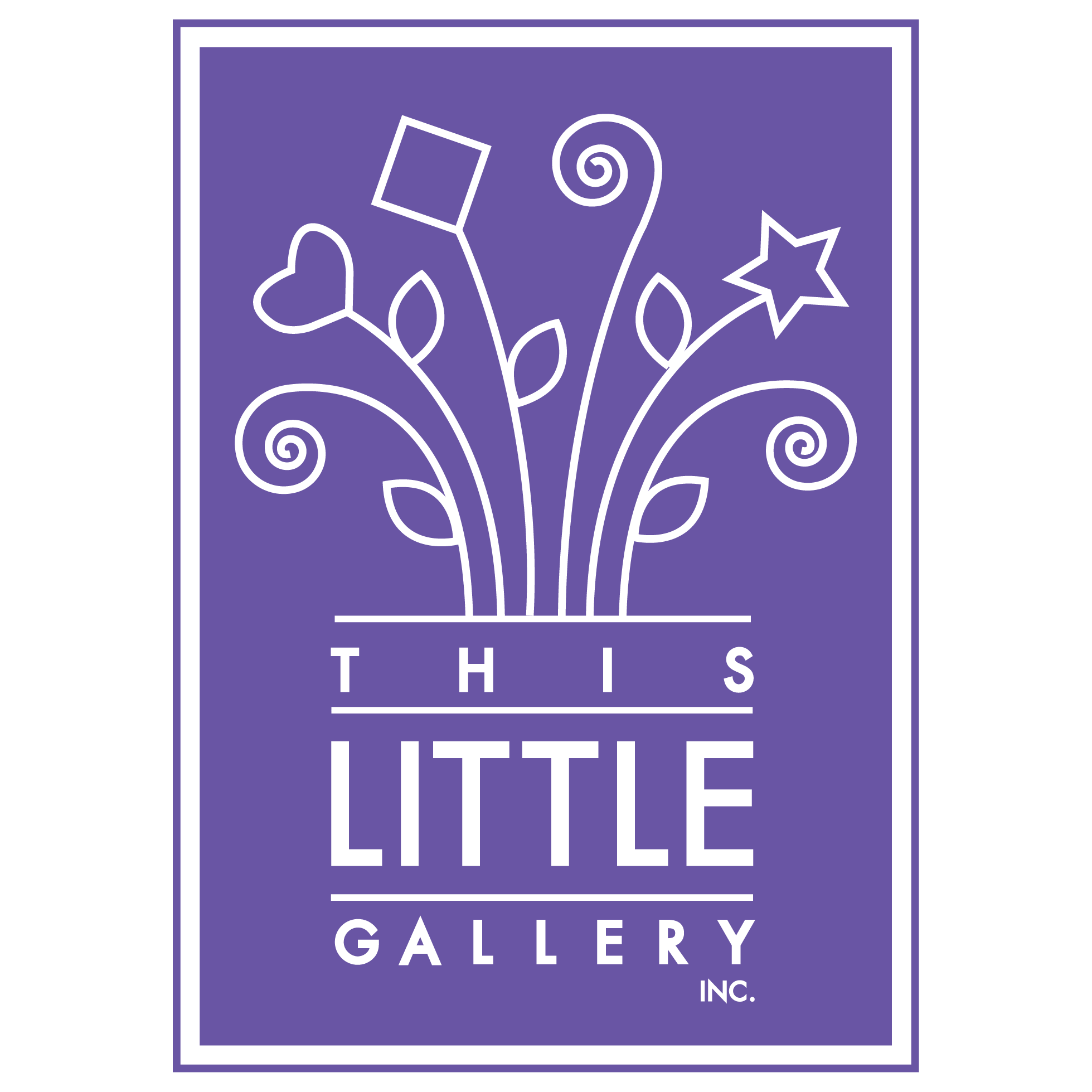 This Little Gallery Logo