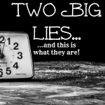 The Biggest Lies We Tell