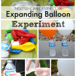 Expanding Balloon Science Experiment