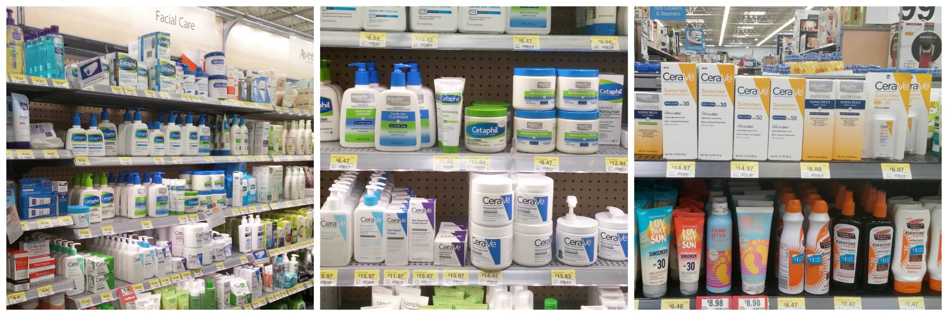 CeraVe Available at Walmart